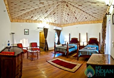 A Luxurious Place To Stay In Pushkar, Rajasthan