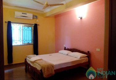 2 BHK Appt In The Heart Of Candolim, Goa