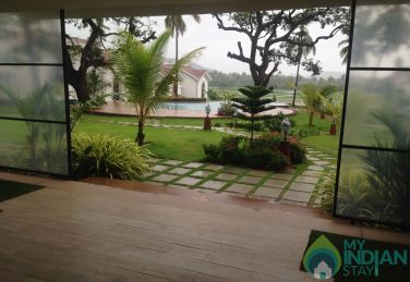 Fully Furnished Studio Apartment in Siolim