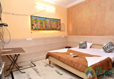 Double AC Room with Accommodation Only