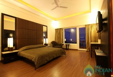 Non-AC super Deluxe Rooms At Chamba, HP