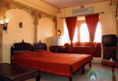 AC Deluxe Rooms At Jodhpur, Rajasthan