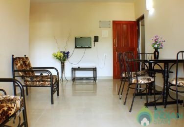 VH 2 Bedroom Apartment at Margao