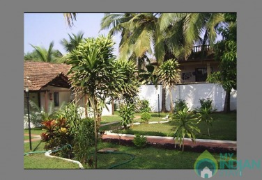 Beautiful Suite With Pool And Balcony In Calangute