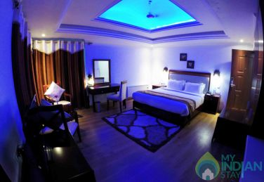 Experience A Resplendent Guest House At Leh, J&K