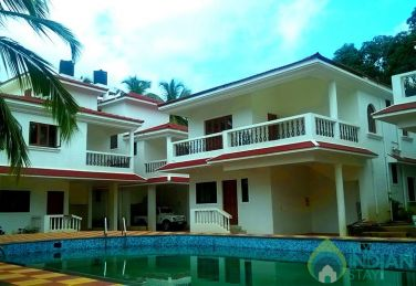 Luxurious 3 BHK Villa In Arpora, Goa