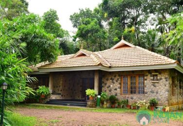 Two Bedroom Villas with Breakfast at Wayanad