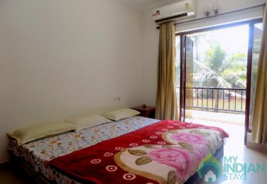 A Well Furnished 2 Bedroom Apartment In calangute