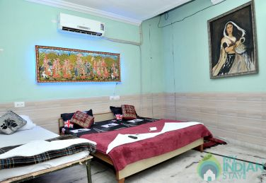 Family AC Room with Accommodation Only