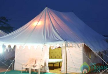 Luxurious Tents In Sky Desert Safari Jaisalmer