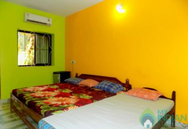 Non AC Budgeted Stay In Calangute, Goa