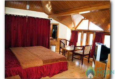Deluxe rooms in Kullu, Himachal Pradesh