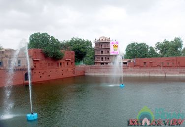 Standard Room with Lake & Fort View In Jodhpur