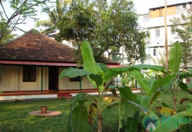 Ancestral House In Edapally, Kochi