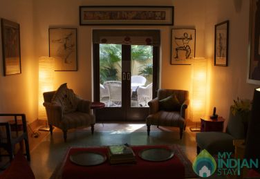 Homestay  (home stay in Nizamuddin West)