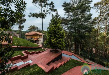 Wood House In Coorg, Karnataka
