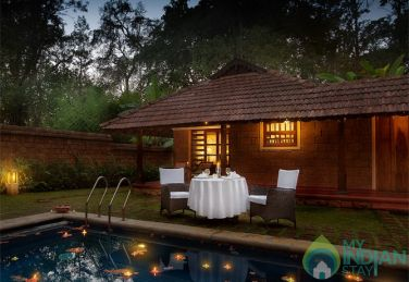 Beautiful Pool Cottage Stay In Coorg, Karnataka