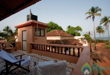 Old Romantic Portuguese Villa At Anjuna Beach
