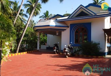 Beautiful  Villa ,Guirim, Calangute, Goa