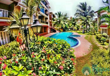 Beautiful Villa 10 in Candolim