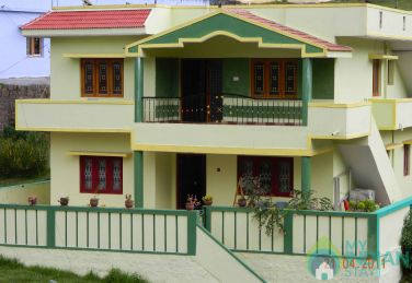 4 Bedroom Home Stay In Ooty