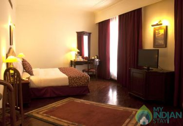 Deluxe Room with all meals