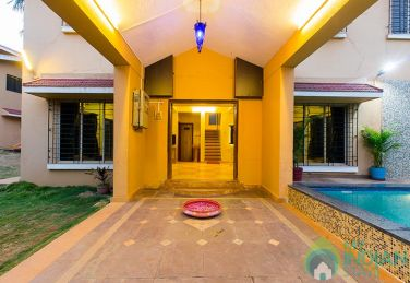 4BHK Grand Villa Stay In Lonavala, Maharashtra