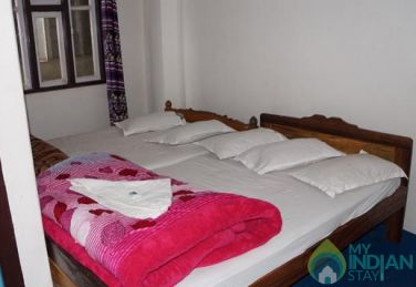 Four Bedded Room in Darjeeling