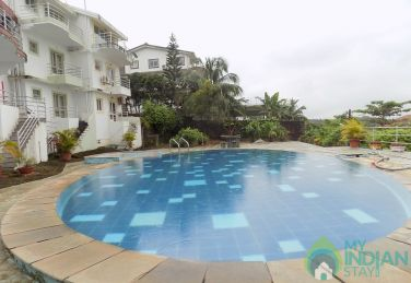 Studio Apartment  With OceanView In Nerul: CM070