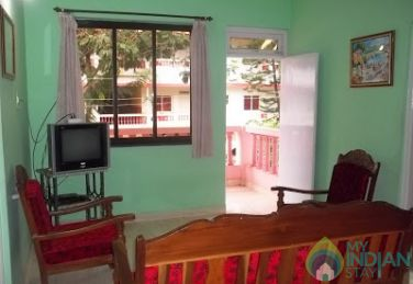 2BHK Non Ac Holiday Apartment in Benaulim