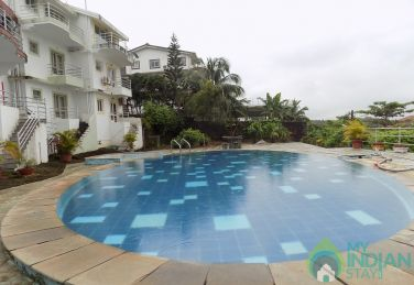 Ocean View 2 bedroom Villa in Nerul : CM069