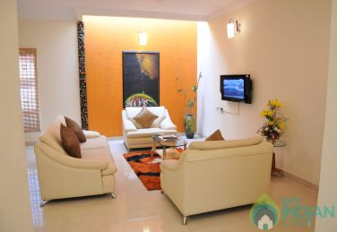 3 BHK service Apartment in Bangalore