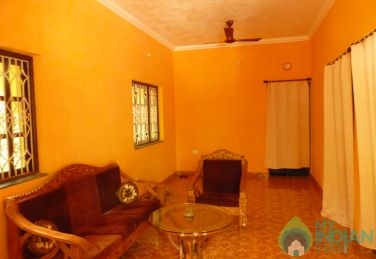 Fully furnished house for rent in anjuna goa